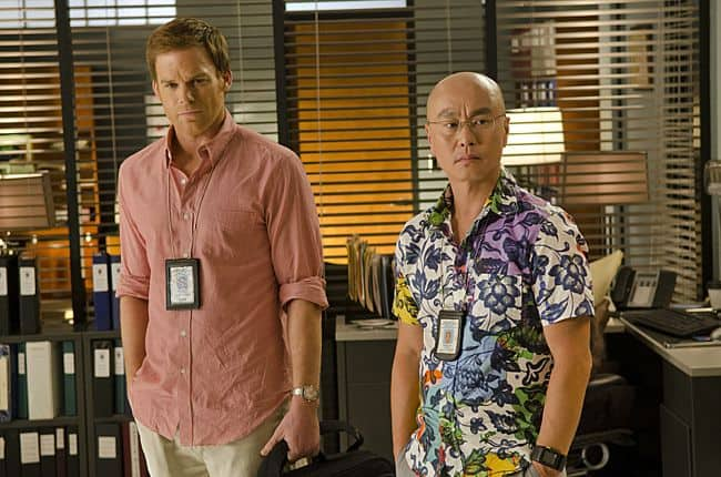 DEXTER Season 7 Episode 7 Chemistry