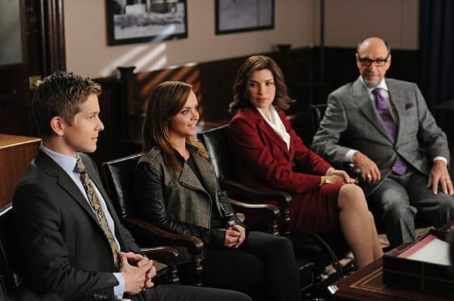 THE GOOD WIFE Season 4 Episode 7 Anatomy Of A Joke