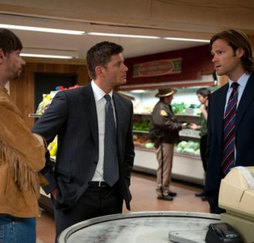 SUPERNATURAL Season 8 Episode 6 Southern Comfort