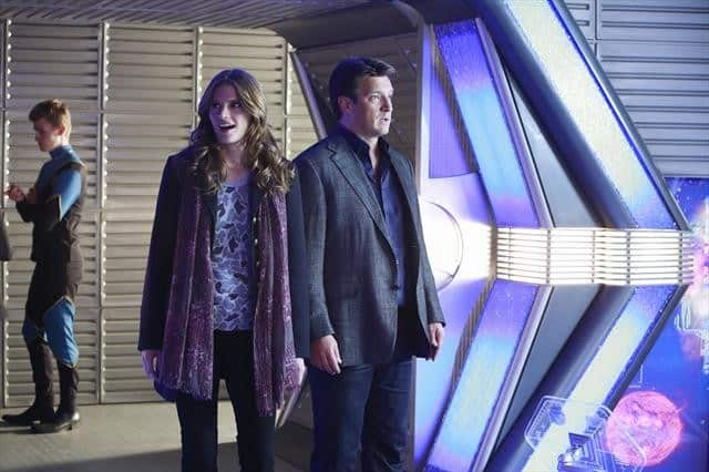 CASTLE Season 5 Episode 6 The Final Frontier