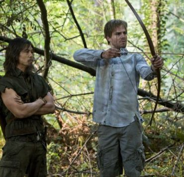 ARROW Season 1 Episode 5 Damaged