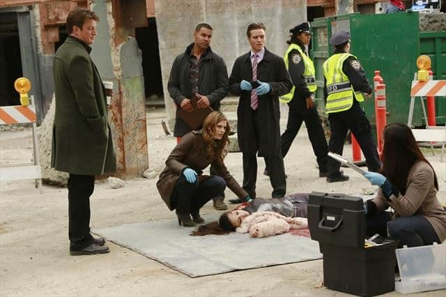 NATHAN FILLION, STANA KATIC, JON HUERTAS, SEAMUS DEVER, TAMALA JONES