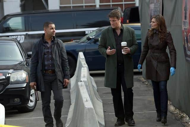 CASTLE Season 5 Episode 11 Under The Influence 14