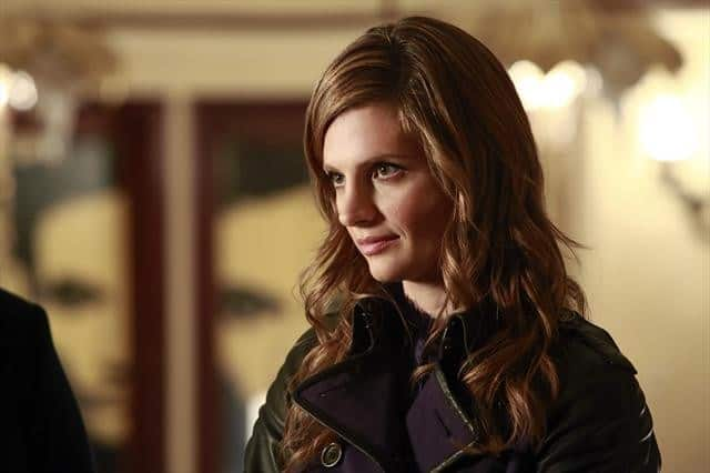 CASTLE Season 5 Episode 11 Under The Influence