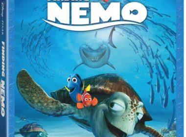 Finding Nemo Bluray DVD