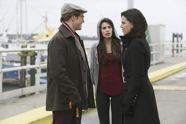 ONCE UPON A TIME Season 2 Episode 10 The Cricket Game
