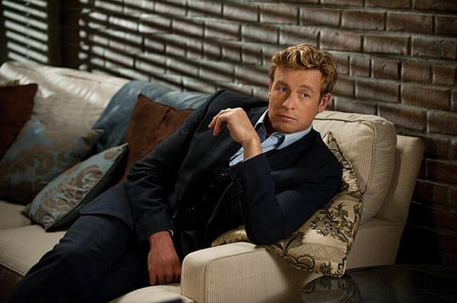 THE MENTALIST Season 5 Episode 12 Little Red Corvette