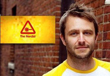 Chris Hardwick The Nerdist