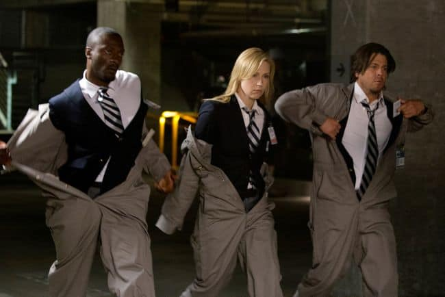 LEVERAGE Season 5 Episode 15 The Long Goodbye Job