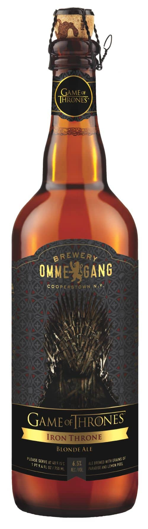 Game Of Thrones Beer