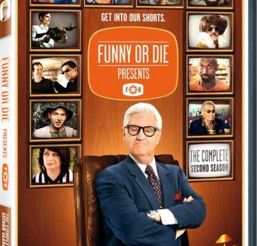 FUNNY OR DIE PRESENTS Season 2 DVD