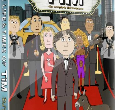Life And Times Of Tim Season 3 DVD