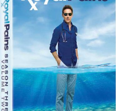 Royal Pains Season 3 DVD 2
