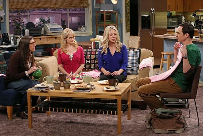 THE BIG BANG THEORY Season 6 Episode 12 The Egg Salad Equivalency