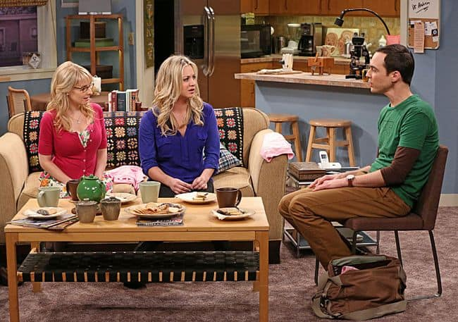THE BIG BANG THEORY Season 6 Episode 12 The Egg Salad Equivalency