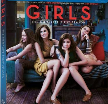 Girls Season 1 Bluray