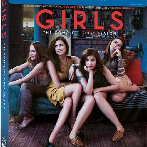 Girls Season 1 Bluray