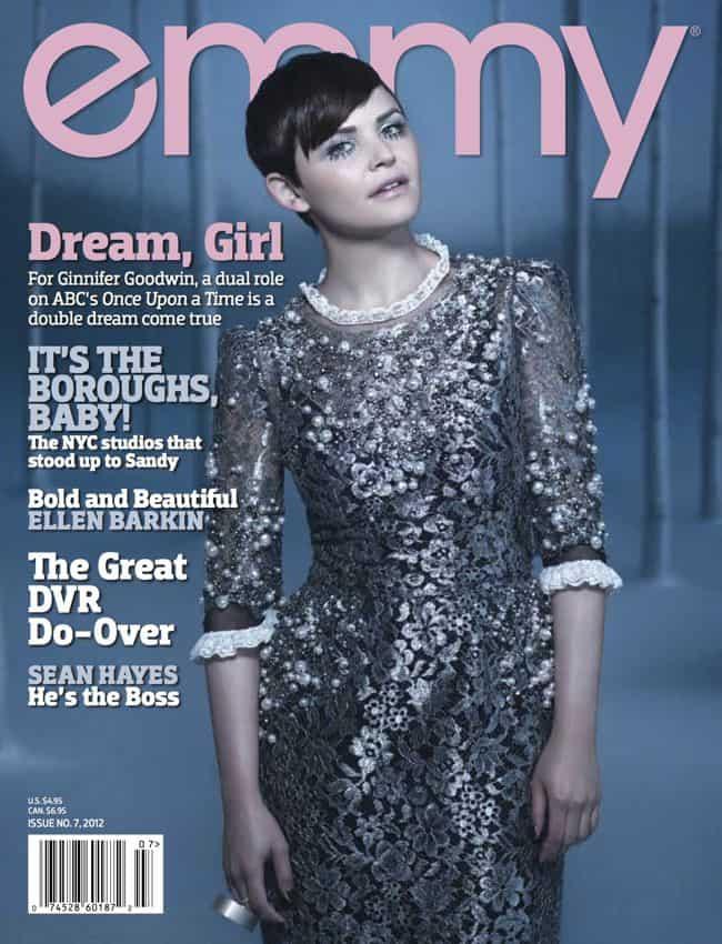 Ginnifer Goodwin Emmy Magazine Cover