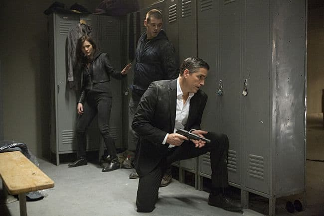 PERSON OF INTEREST Season 2 Episode 10 Shadow Box