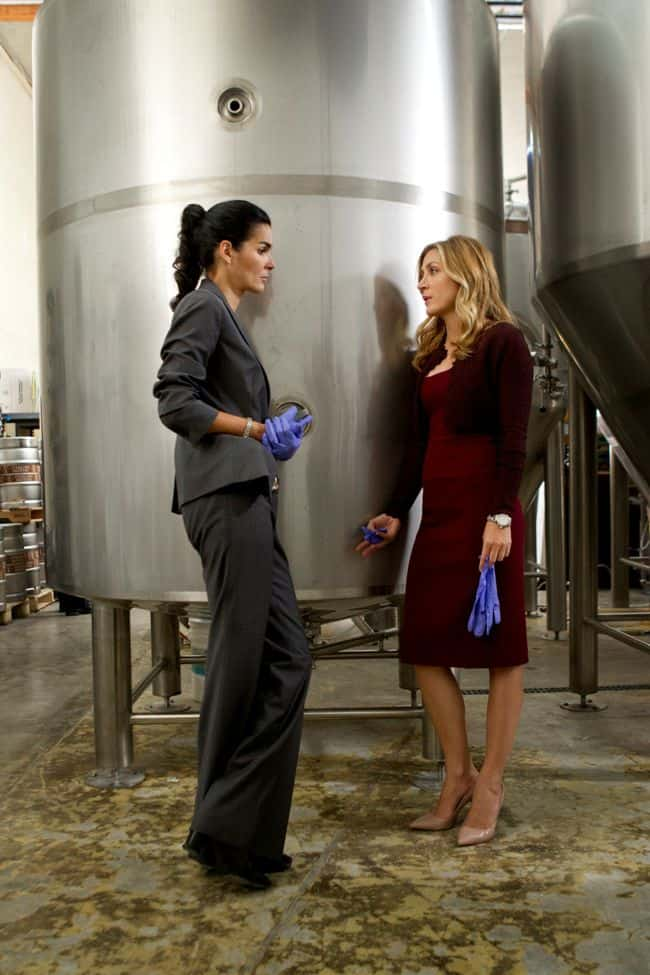 RIZZOLI & ISLES Season 3 Episode 13 Virtual Love