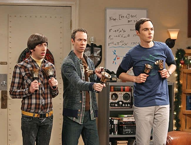 THE BIG BANG THEORY Season 6 Episode 11 The Santa Simulation