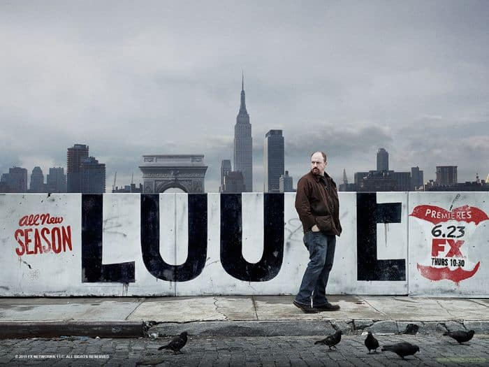 LOUIE Season 2 Poster