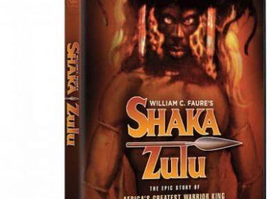 Shaka Zulu DVD