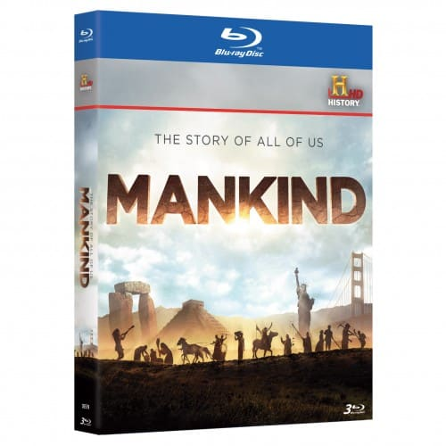 Mankind Bluray