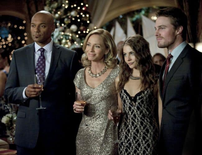ARROW Season 1 Episode 9 Year's End