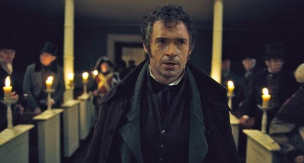 Les Miserables Hugh Jackman