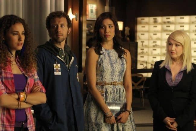 BONES Season 8 Episode 9 The Ghost In The Machine 2