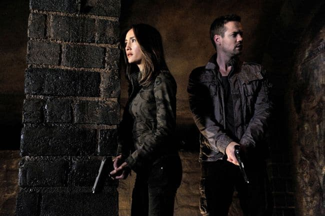 NIKITA Season 3 Episode 6 Sideswipe