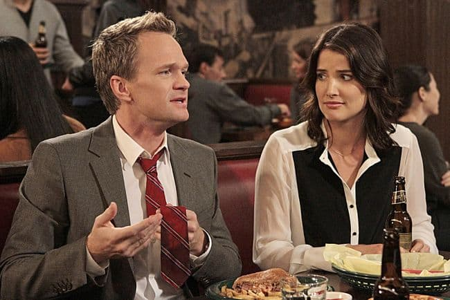 HOW I MET YOUR MOTHER Season 8 Episode 9 Lobster Crawl