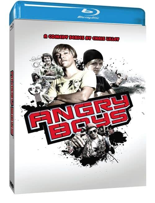 Angry Boys Bluray