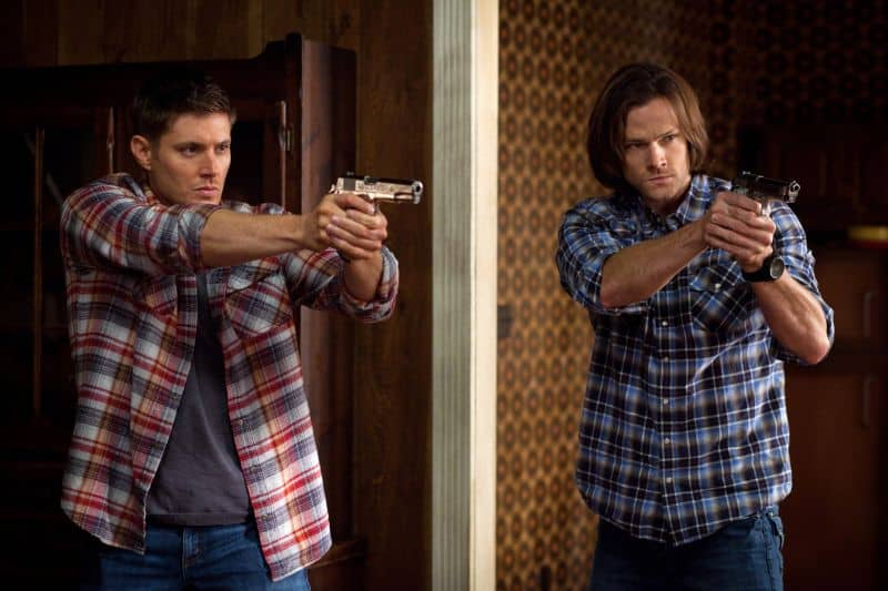 SUPERNATURAL Season 8 Episode 13 Everybody Hates Hitler