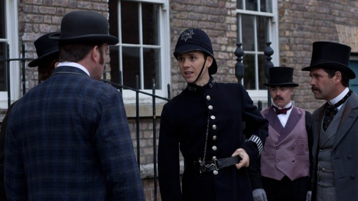 RIPPER STREET Season 1 Episode 3 The King Came Calling