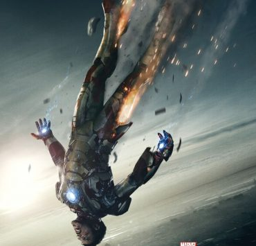 Iron Man 3 Poster New