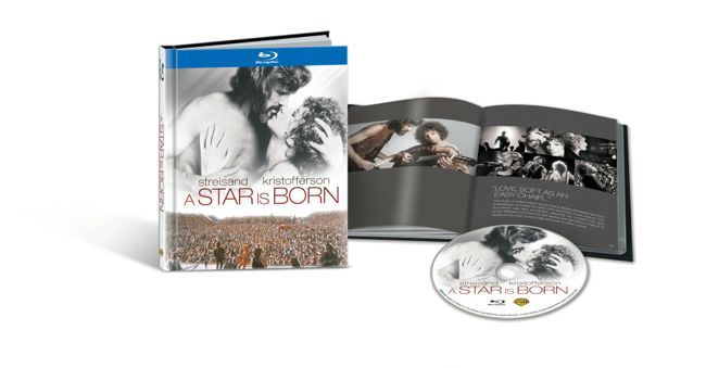 A Star Is Born Bluray