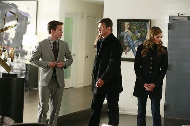 CASTLE Season 5 Episode 14 Reality Star Struck