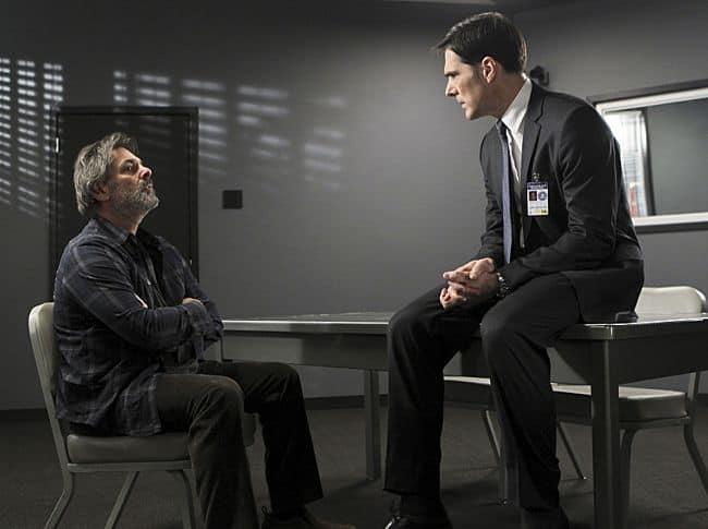 CRIMINAL MINDS Season 8 Episode 14 All That Remains Ken Olin