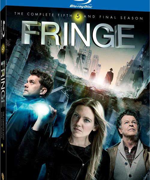 Fringe Season 5 Bluray