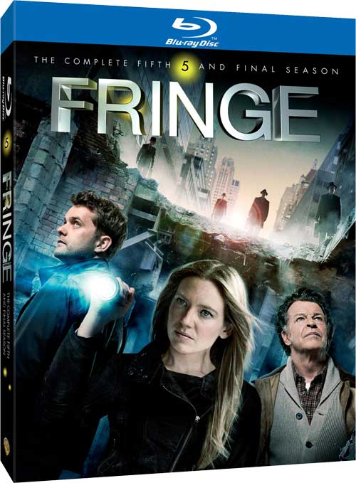 Fringe Season 5 Bluray