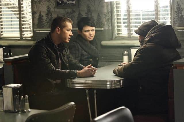 JOSH DALLAS, GINNIFER GOODWIN, LEE ARENBERG Once Upon A Time
