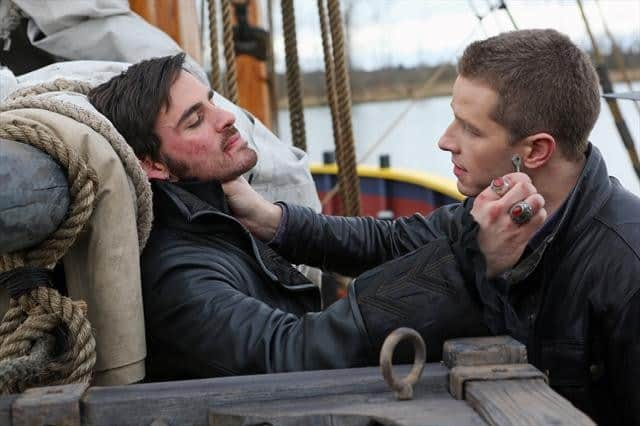 COLIN O'DONOGHUE, JOSH DALLAS Once Upon A Time