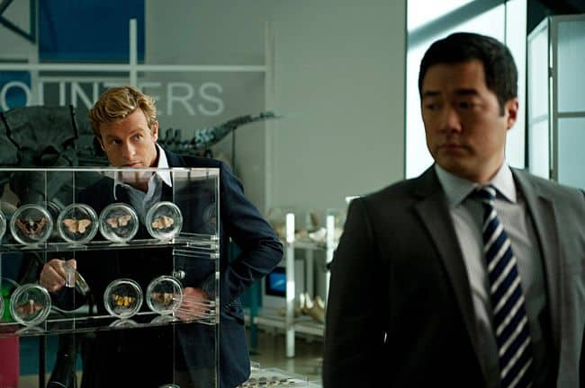 THE MENTALIST Season 5 Episode 14 Red In Tooth And Claw