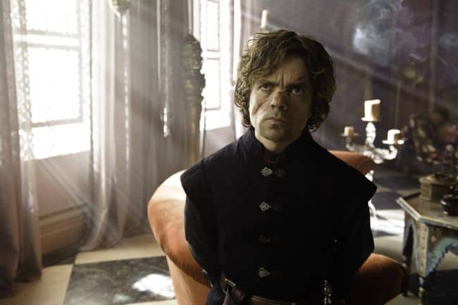 Peter Dinklage as Tyrion Lannister Game Of Thrones Season 3 Cast