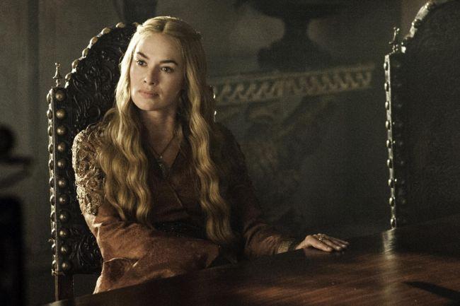 Lena Headey as Cersei Lannister Game Of Thrones Season 3 Cast