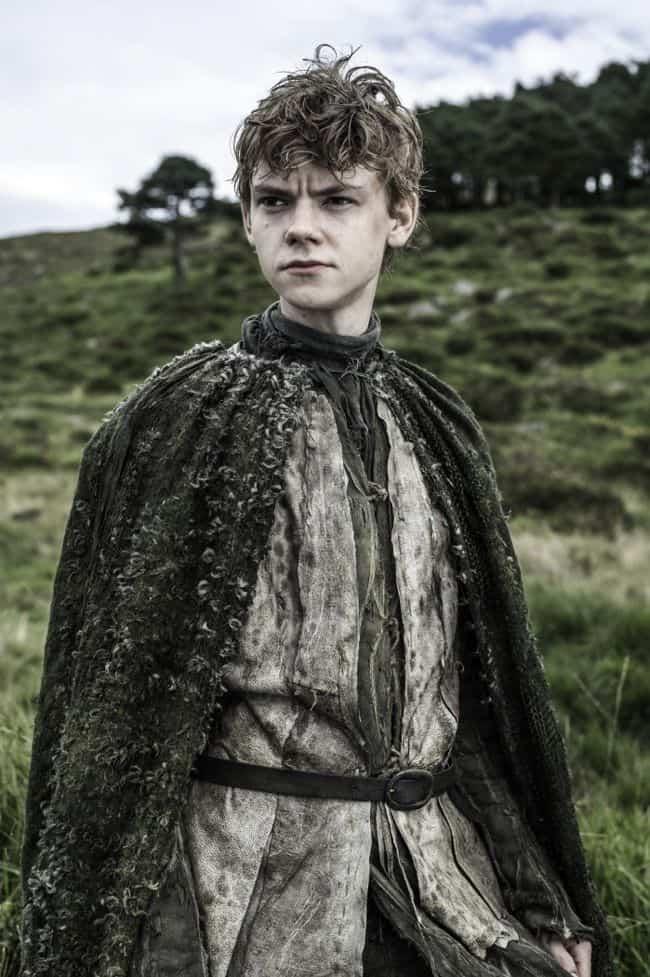 Thomas Brodie Sangster Game Of Thrones Season 3 Cast