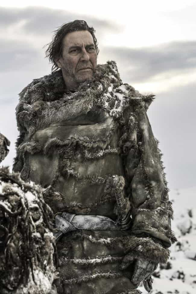 Ciaran Hinds as Mance Rayder Game Of Thrones Season 3 Cast