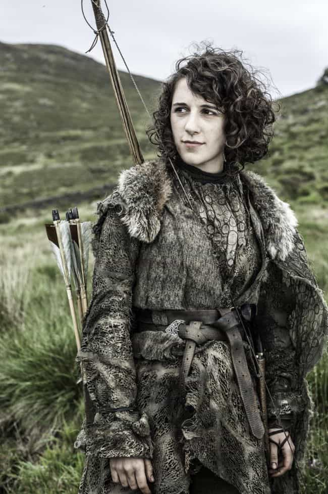 Ellie Kendrick as Meera Reed Game Of Thrones Season 3 Cast